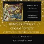 CNCS Christmas Concert Ticket